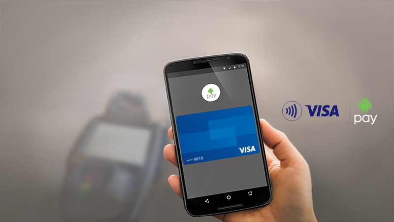 Google Pay | Credit and Debit Card Payment App | Visa